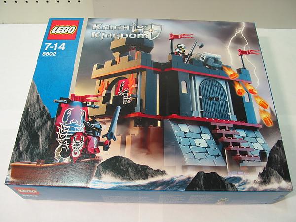 LEGO 8802 a