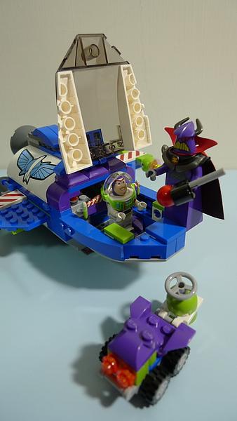 LEGO 7593 k