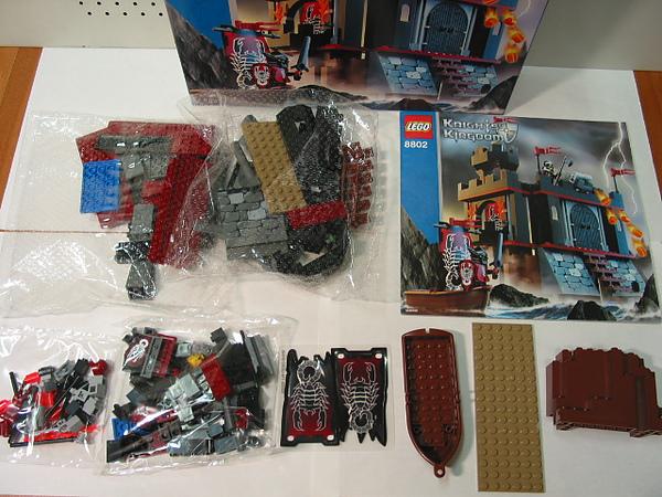 LEGO 8802 b