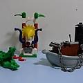 LEGO 7410 a