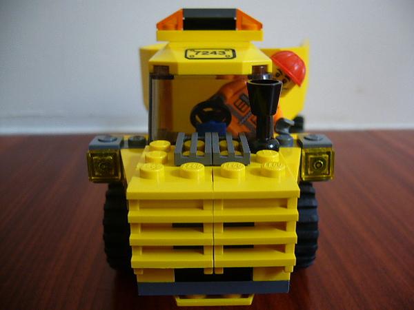 LEGO 7243 e
