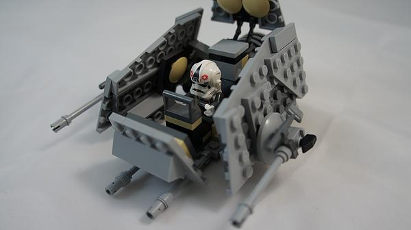 LEGO 8129 l