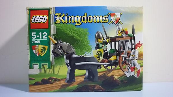 LEGO 7949 a