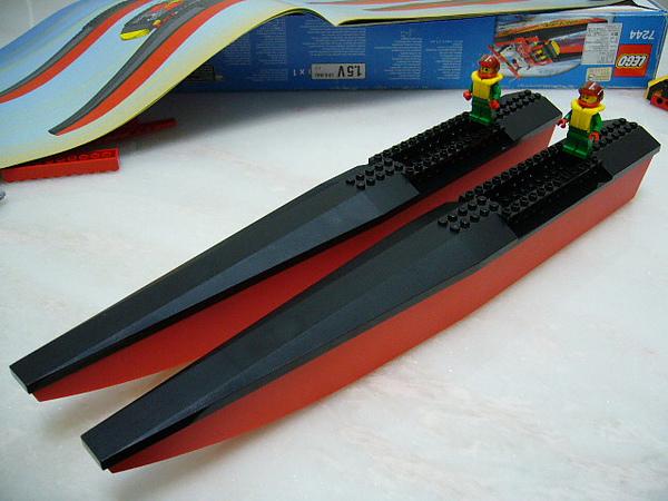 LEGO 7244 d