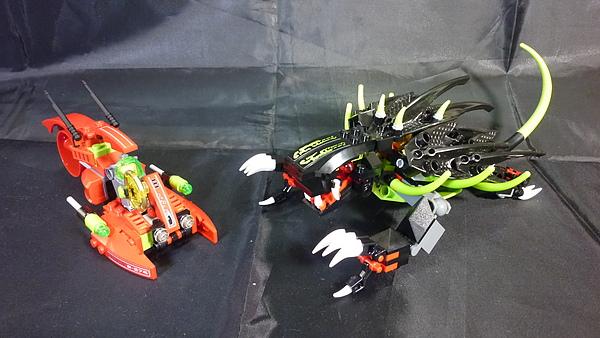 LEGO 8079 i