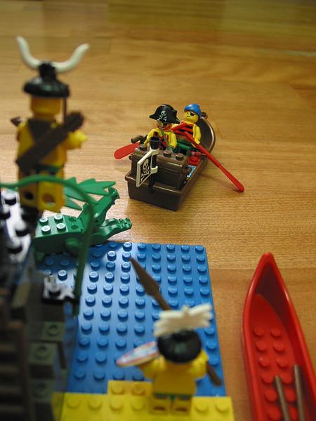 LEGO 6264 d