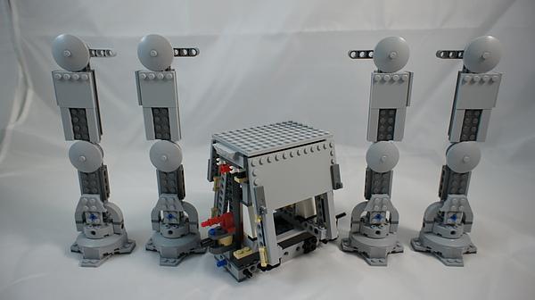 LEGO 8129 f