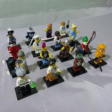LEGO 8804 x