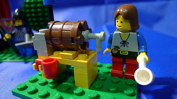 LEGO 6060 j
