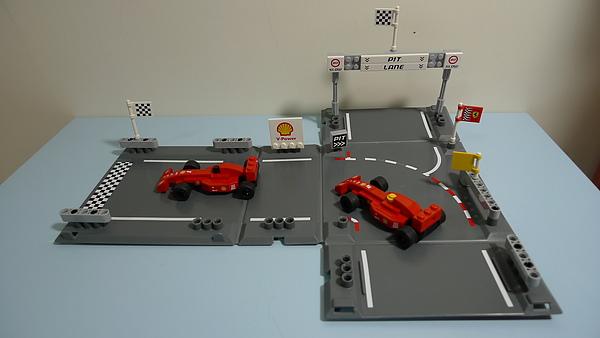 LEGO 8123 e