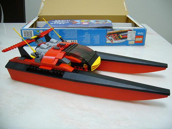 LEGO 7244 f