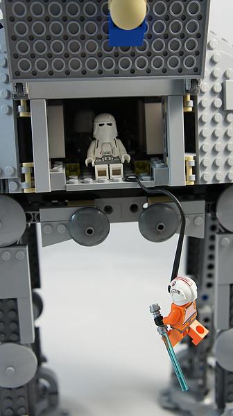 LEGO 8129 s