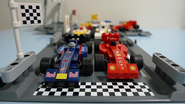 LEGO 8123 g