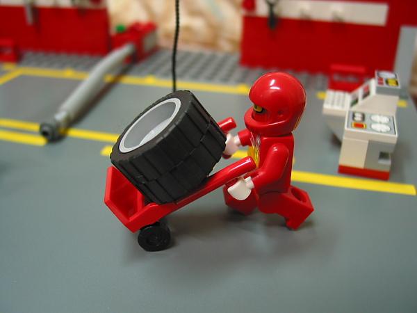 LEGO 8375 j