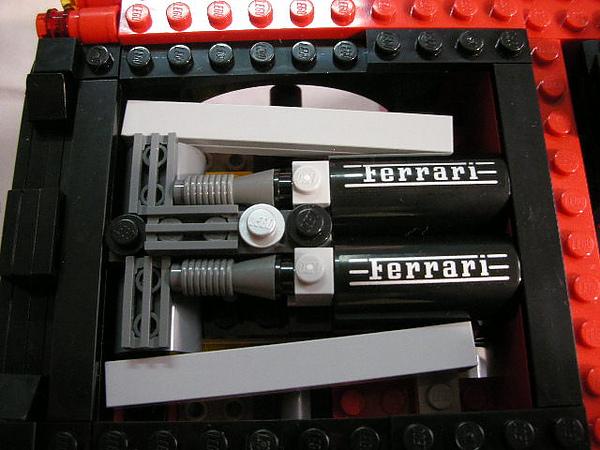 LEGO 8143 e