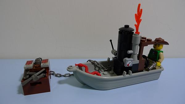 LEGO 7410 g