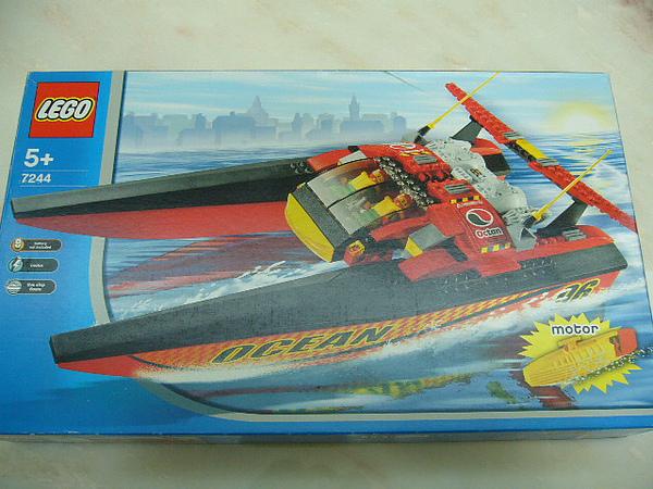 LEGO 7244 a