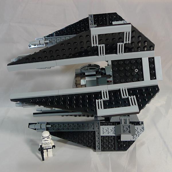 LEGO 8087 l