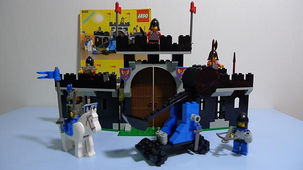 LEGO 6059 a