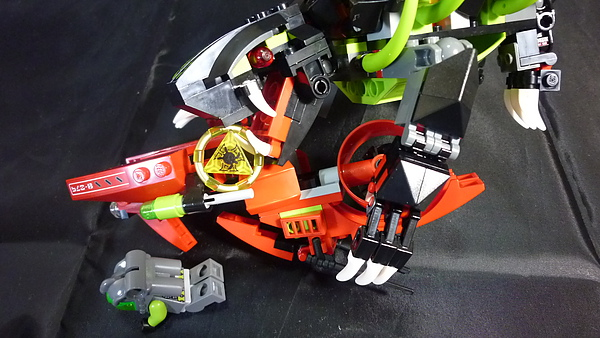 LEGO 8079 m