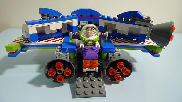 LEGO 7593 l