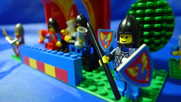 LEGO 6060 k