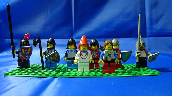 LEGO 6060 b