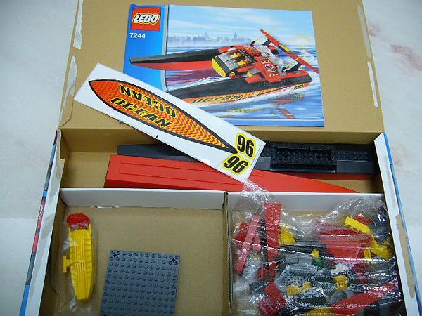 LEGO 7244 b