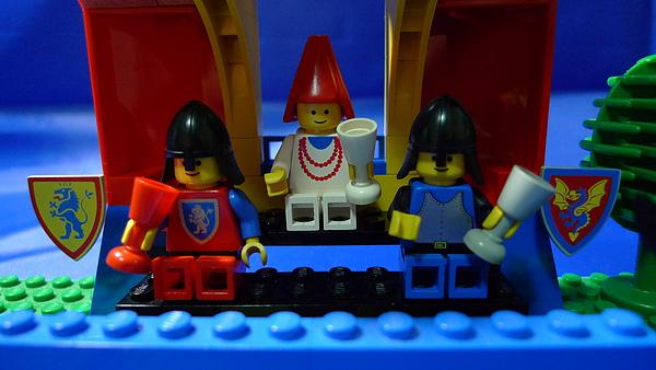 LEGO 6060 i