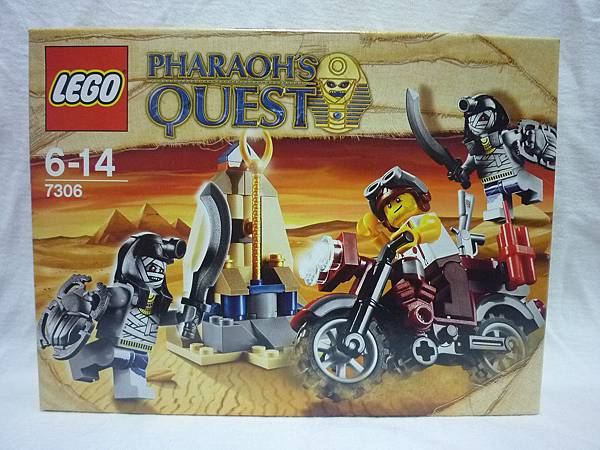 LEGO 7306 a