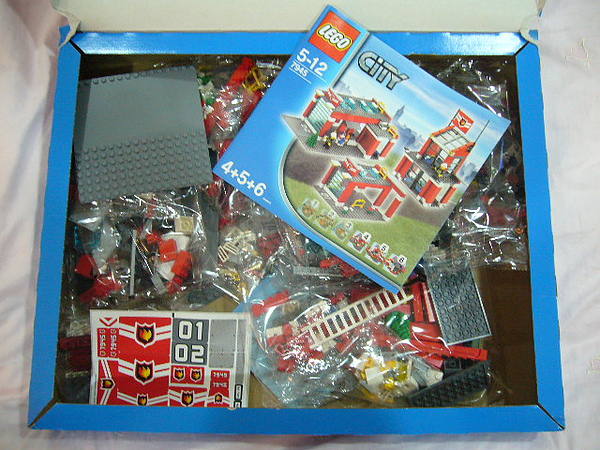 LEGO 7945 b