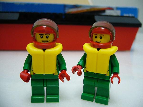 LEGO 7244 c
