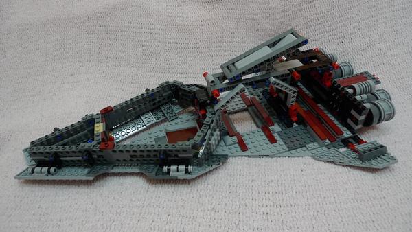 LEGO 8039 h