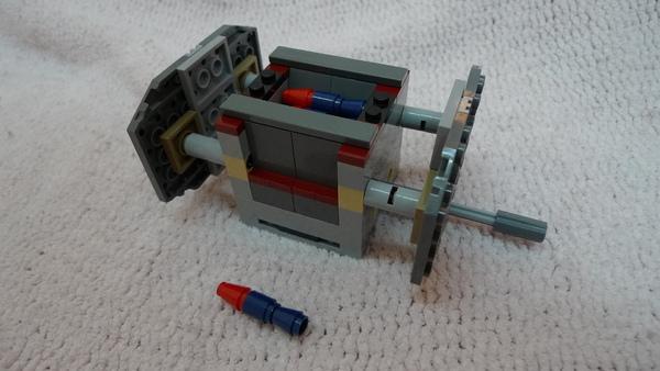 LEGO 8039 j