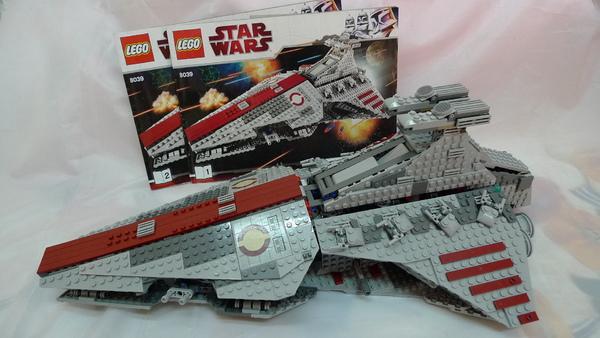 LEGO 8039 a