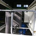 水冷式工業用冰水機