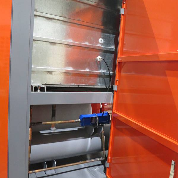 105%2F05 穀物冷藏機 40RT 人機介面