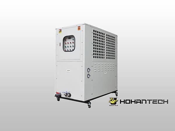 氣冷式工業用冰水機 7.5RT