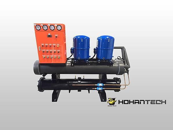 開放式工業用冰水機 30RT