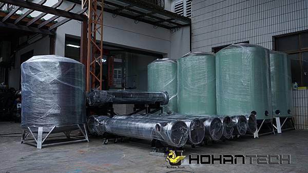 熱交換器 冰水桶
