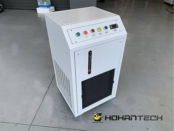 1.5RT氣冷式工業用冰水機(2)