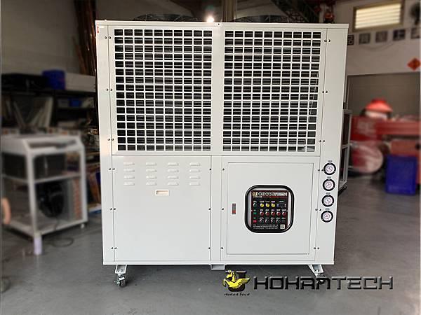15RT氣冷式工業用冰水機(雙機) (1)