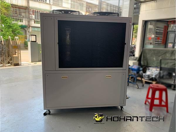 12RT氣冷式工業用冰水機 (3)