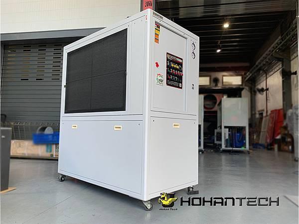 12RT氣冷式工業用冰水機 (2)