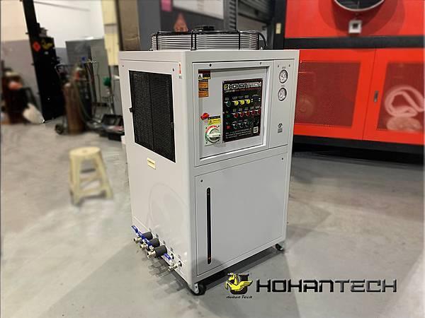 5RT氣冷式工業用冰水機 (1)