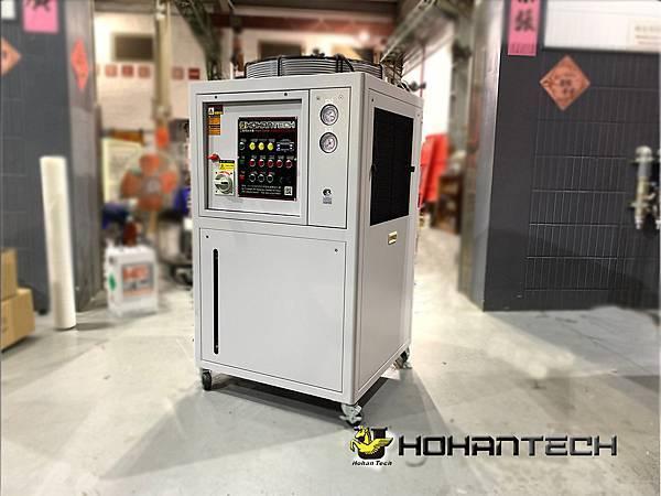 5RT氣冷式工業用冰水機 (3)