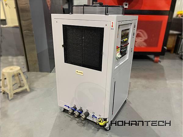 5RT氣冷式工業用冰水機 (2)