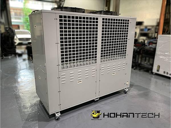 20RT氣冷式工業用冰水機 (1)