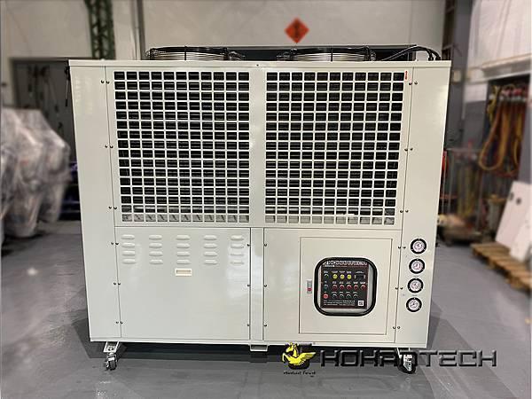 20RT氣冷式工業用冰水機 (3)