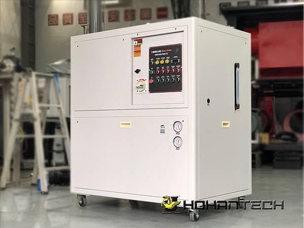 5RT氣冷式工業用冰水機-二進二出 (1)